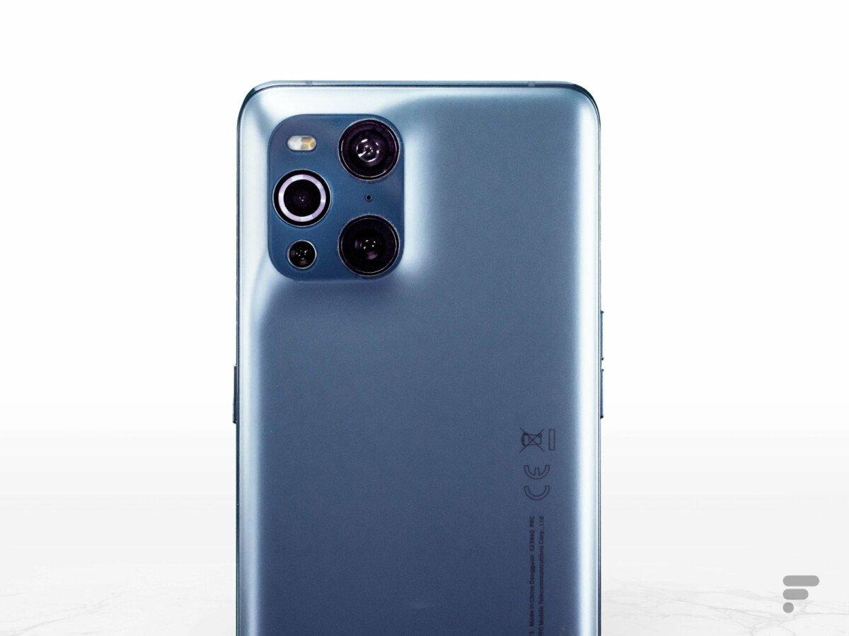 Modulo fotografico Oppo Find X3 Pro
