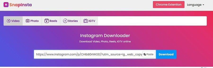 Come caricare video su Instagram?